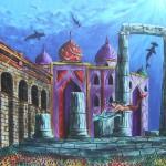 """Legendary Atlantis"" ""  40x60cm"